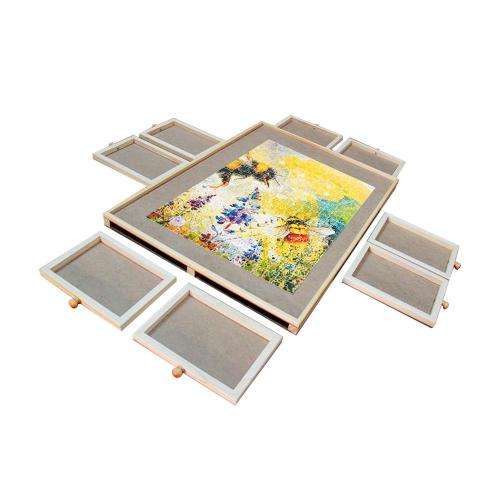 GIBBON amazon top seller Foldaway Jigsaw Puzzle Table