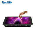 Black 10.1 inch Capacitive touchscreen monitor