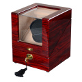 Single automatic watch winder case