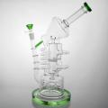 Fashionable Classical Glass Bongs with Multiple Percolators