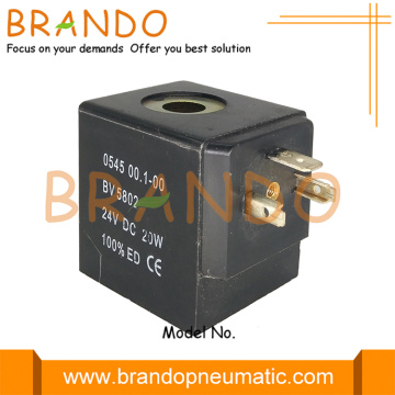 Nass Type Magnetspule System13 0545 Solenoid Coil 24VDC
