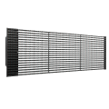 P50 outdoor led grille curtain display