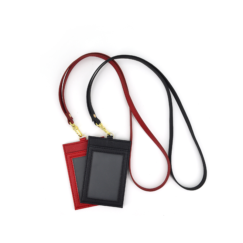 Wholesale Custom Logo ID Card Holder with Lanyard