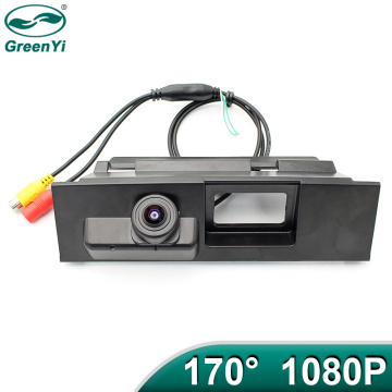 GreenYi 170 Degree AHD 1920x1080P Special Vehicle Rear View Camera for Ford New Mondeo 2014 2015 2016 2017 Car