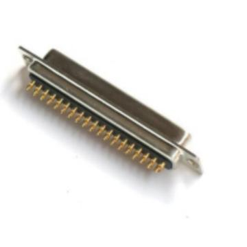 D-SUB Female Three Row Solder Type(stamped Pin)
