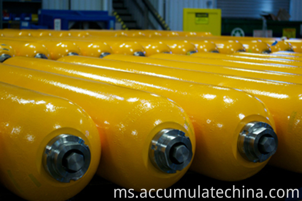 Hydraulic Accumulator Sizing