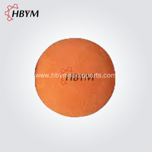 Rubber Sponge Ball for Cleaning Putzmeister Pipe