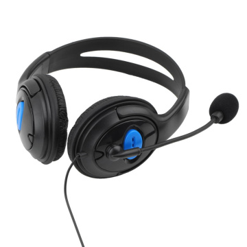 wired usb gaming headset with mic