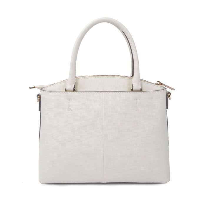 casual tote ladies bag with hardware handle