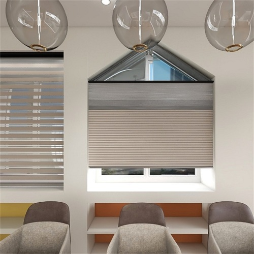 Smart Automatic Energy Saving Window Blind