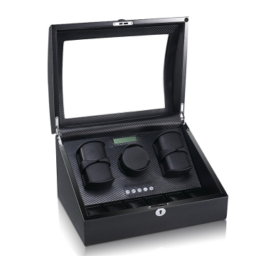 multiple auto watch winder box
