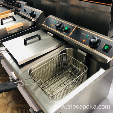 Commercial Restaurant Fish Fryer