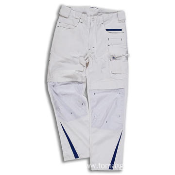 Highly Durable Ripstop Material Sporty Design Pants