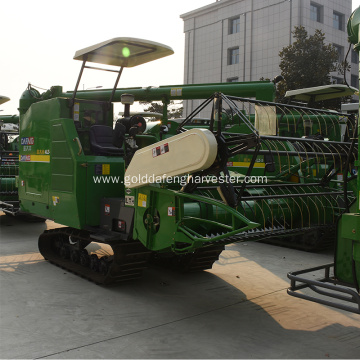 Price of automatic unloading grain rice harvester