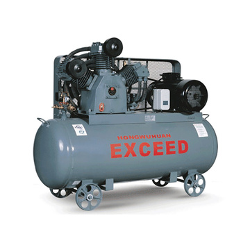HW20007 mobile piston compressor with tank 500L