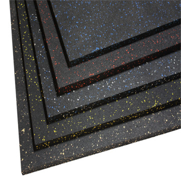 Anti-slip Rubber gym matting