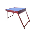 GIBBON Hot Selling Puzzle Sorter Wooden Table Folds for Easy Storage  Large Portable Folding Tilting Table for Puzzle Games