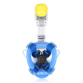 Full Dry Full Face Diving Mask Snorkel Mask