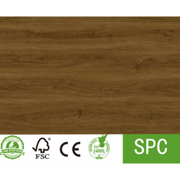 Interior Deco Fire-proof  SPC Floor
