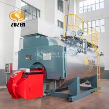 Industrial 2 ton Oil Gas Steam Boiler