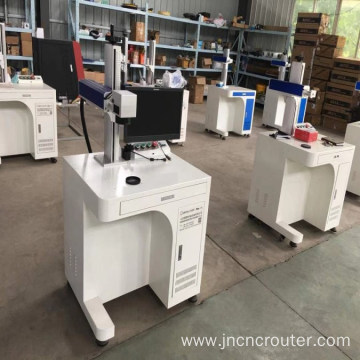 used fiber laser marking machine