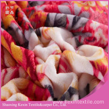 brushed super soft flannel fleece blanket