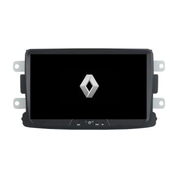 8 inci layar tutul RENAULT Duster Car DVD Player
