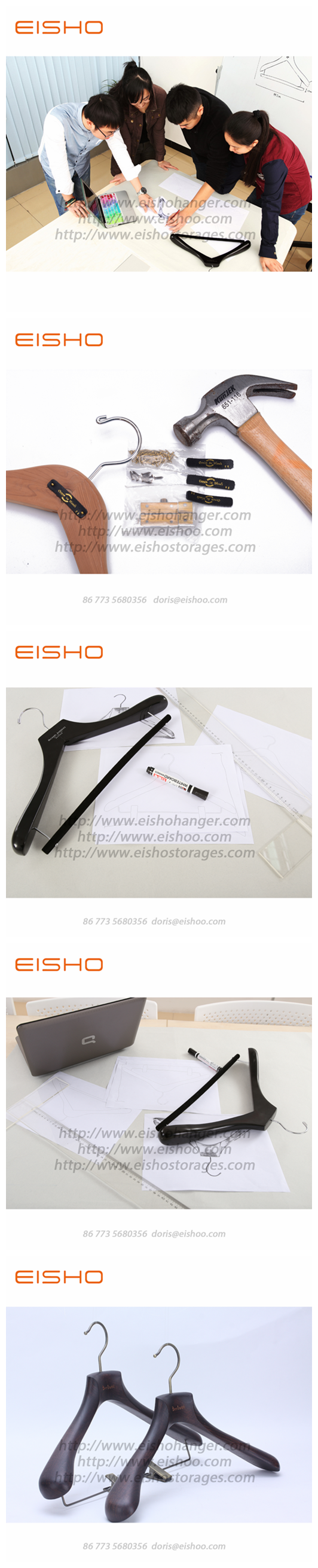 EISHO-design-team-clothes-hangers-factory-supplier