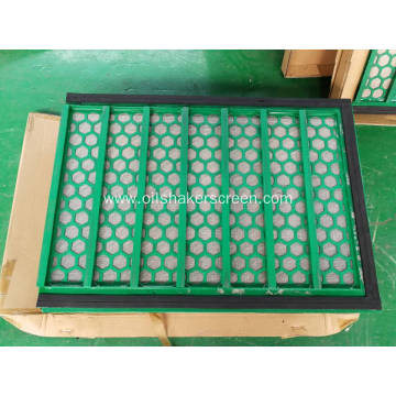 VSM100 steel frame shale shaker screen