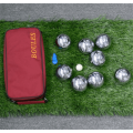 Petanque Set 8 Bocce Ball in Aluminum Box