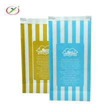 Grease Proof OPP popcorn paper bag