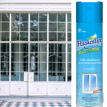 living room glass cleaner spray glass cleaning household