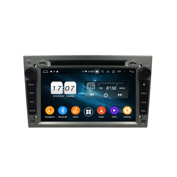 د اوپل اسټرا کورسا ظفرا Android 9 Headunit GPS