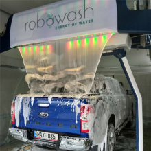 Leisuwash 360 automatic touch free car wash business