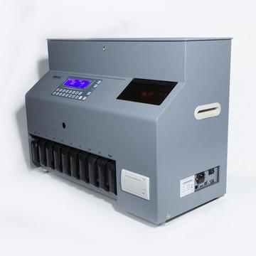 High Speed coin sorter for Belarus coins