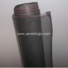 Fiberglass Fireproof Dubai Window Screen