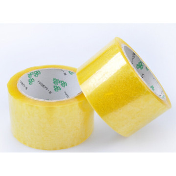 clear surface bopp self adhesive tape