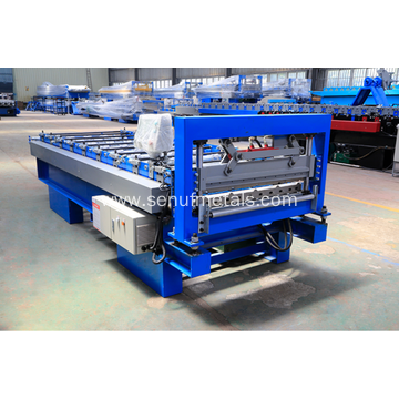 15-225-900 IBR metal roof sheet panel making machine