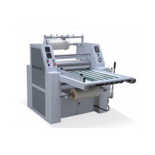 Semi automatic paper thermal film laminating