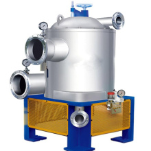 Upflow Pressurized Screen For Pulp Making