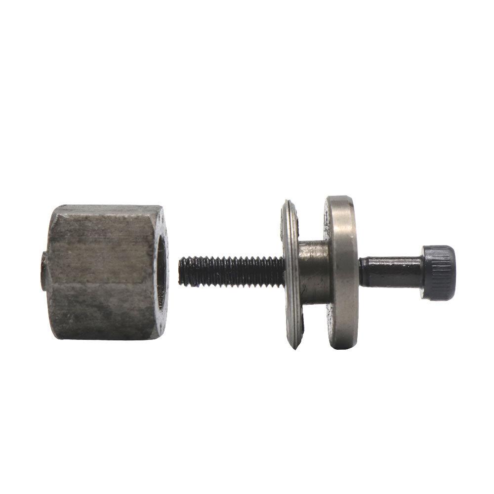 Hand Rivet Nut Gun Head nuts Simple installation Manual Riveter Rivnut Tool Accessory for Nuts M3 M4 M5 M6 M8 M10