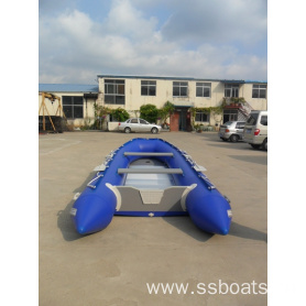 fishing pontoon wakeboard aluminum floor boat