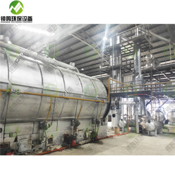 Crude Oil Distillation Machine Material Balance