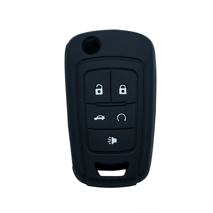 Chevrolet Silicone Key Case
