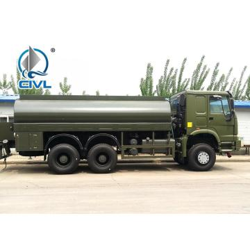 6x6 Heavy Duty Fuel Tank Trucks