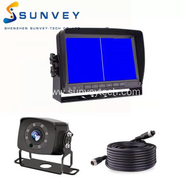 Rear View Monitor and Backup Camera System