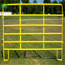 Cheap price horse fence panels cattle corral