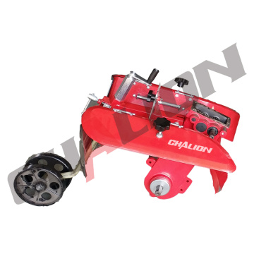 Rotary Ditcher For Tiller Machine