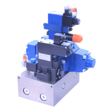 mobile crane hydraulic manifold blocks