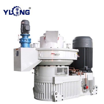 Hard wood pellet machine price